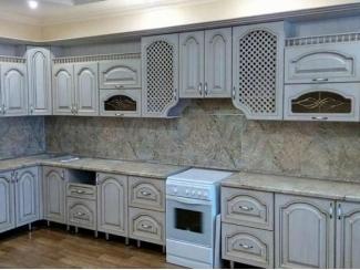 Классическая угловая кухня  - Мебельная фабрика «Мебликон»