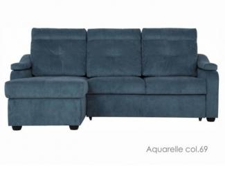 Угловой диван Бонн с канапе