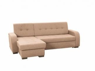 Угловой диван Подиум с оттоманкой - Мебельная фабрика «Тылибцева», г. Ижевск