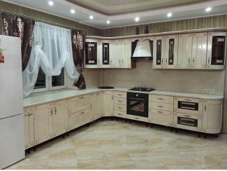 Угловая кухня - Мебельная фабрика «Настоящая Мебель»