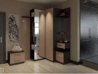 Прихожая Угловая 38 - Мебельная фабрика «Роникон»