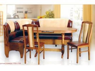 кухонный уголок Трапеза М Уют - Мебельная фабрика «Боринское»