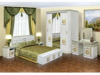 Спальня Мишель белая - Мебельная фабрика «ЭдРу-М»
