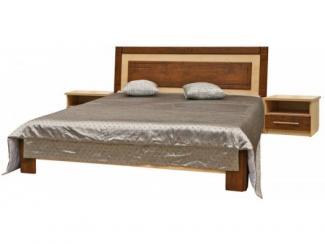 Кровать Эстель П385.05 - Мебельная фабрика «Пинскдрев»