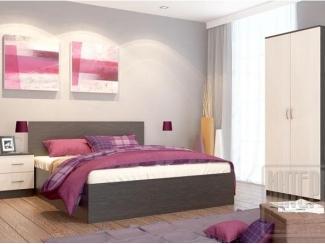 Спальный гарнитур модульный Ронда - Мебельная фабрика «Интерьер-центр»