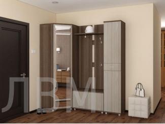 Прихожая ПР017 - Мебельная фабрика «ЛВМ (Лучший Выбор Мебели)»