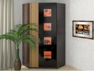 Шкаф в угол Алекс-Сафари - Мебельная фабрика «Ольга»