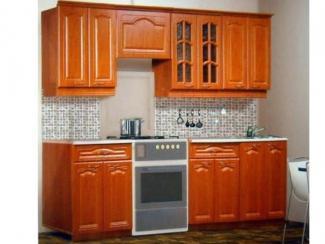 Кухонный гарнитур прямой Кальвадос
