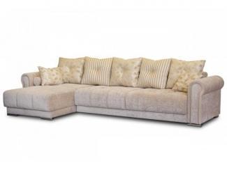 Светлый угловой диван Рената Плюс  - Мебельная фабрика «Могилёвмебель», г. - не указан -