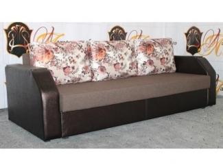 Диван-кровать Тик Так эконом 3 декор - Мебельная фабрика «Лана», г. Невинномысск