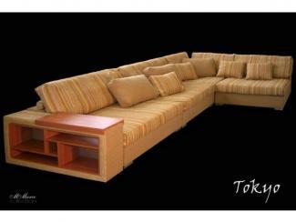 Диван угловой Токио  - Мебельная фабрика «Финнко-мебель»