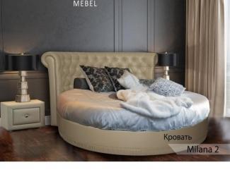 Кровать Milana 2 - Мебельная фабрика «DOSS»