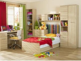 Детская Инди - Импортёр мебели «БРВ-Мебель (Black Red White)»