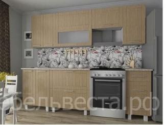 Кухонный гарнитур Полина Венге Светлый - Мебельная фабрика «Веста»