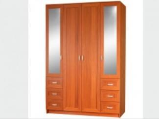 Шкаф 4-х дверный - Мебельная фабрика «Московский мебельный альянс»