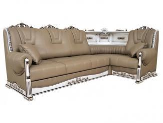 Угловой диван Модель 055 - Мебельная фабрика «Наири», г. Ульяновск