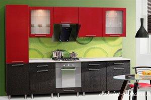 Эконом кухня прямая - Мебельная фабрика «Абсолют»
