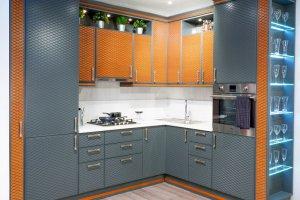 Эксклюзивная модель Кухня STREZA - Мебельная фабрика «NewLine»