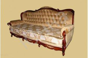 Эксклюзивный диван-кровать Юнна-Флора - Мебельная фабрика «ЮННА»