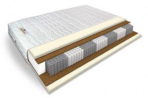 эластичный матрас с эффектом памяти Таити - Мебельная фабрика «MATRAMAX»