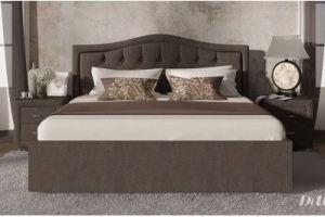 Элегантная кровать Анкона - Мебельная фабрика «DiWell»