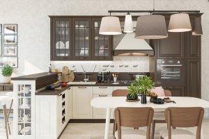 ЭЛЕГАНТНАЯ  кухня ЭЛЕГИЯ - Мебельная фабрика «Avetti»