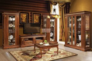 Элегантная мебель в гостиную Милаццо - Мебельная фабрика «МуромМебель (ИП Баранихина Г.И.)»