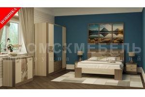 Элегантная спальня Николь - Мебельная фабрика «Омскмебель»