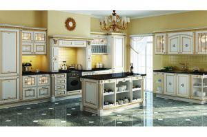 Элитная кухня Амелия Колор - Мебельная фабрика «Zetta»