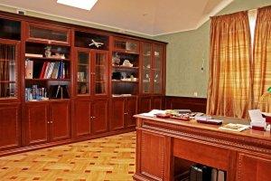 Элитная мебель для кабинета - Мебельная фабрика «Мебель Продакшн»