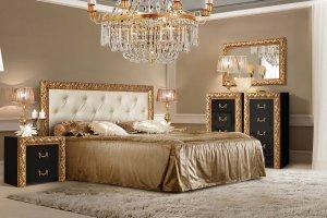 Элитная спальня Тиффани премиум - Мебельная фабрика «Ярцево»