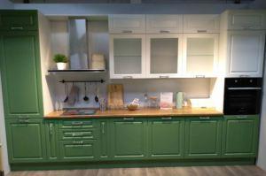 Кухня прямая  DALLAS эмаль - Мебельная фабрика «Мебелькомплект»