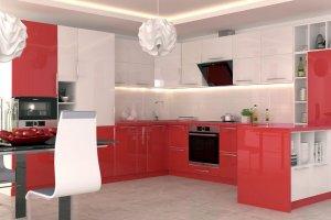 Кухня Эстель - Мебельная фабрика «Алмаз-мебель»