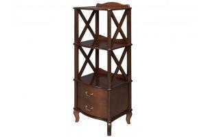 Стеллаж этажерка Джульетта-2 - Мебельная фабрика «Мебелик»