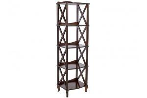 Этажерка-стеллаж Джульетта-4 - Мебельная фабрика «Мебелик»