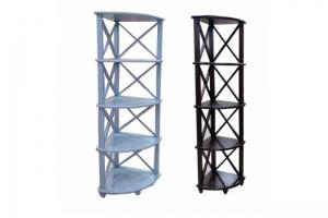 Этажерка угловая - Мебельная фабрика «Прима-мебель»