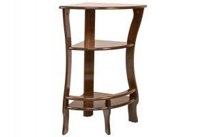 Этажерка угловая Грейс - Мебельная фабрика «Мебелик»