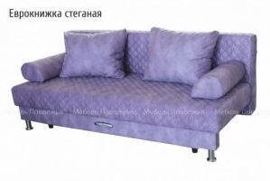 Диван прямой Еврокнижка - Мебельная фабрика «Мебель Поволжья»
