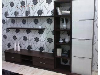 Гостиная стенка с тумбой - Изготовление мебели на заказ «Мега»