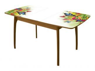 Стол обеденный раздвижной 15 - 11 - Мебельная фабрика «Виктория»