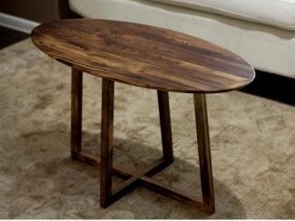 Деревянный журнальный стол Грано  - Мебельная фабрика «Коста Белла»
