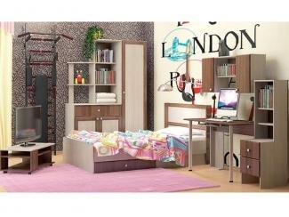 Vitamin 1 Набор мебели для детской - Мебельная фабрика «Вита-мебель», г. Йошкар-Ола