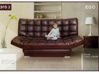 Диван прямой Эго 2 - Мебельная фабрика «Other Life»