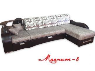 Диван Магнит-8 угловой - Мебельная фабрика «AzurMebel»