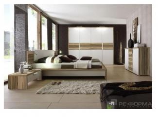 Спальня Ре-Форма 018 - Изготовление мебели на заказ «Ре-Форма», г. Уфа