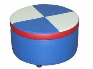 Пуфик детский игровой - Мебельная фабрика «ФСМ (Фабрика стильной мебели)»