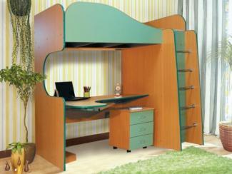 детская кровать Школьника - Мебельная фабрика «Долес»