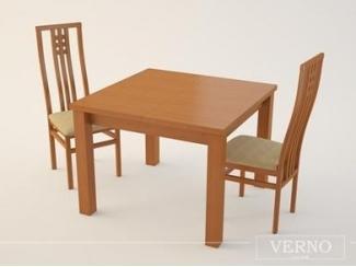 Обеденная группа Квадро  - Мебельная фабрика «ВерноКухни»