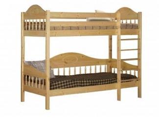 Двухъярусная кровать Фрея (F3) - Мебельная фабрика «Timberica»