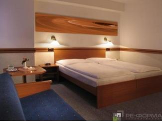 Спальня Ре-Форма 011 - Изготовление мебели на заказ «Ре-Форма», г. Уфа